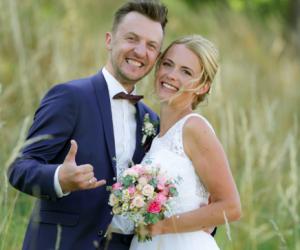 20. Juli 2019: Hochzeit von Sigrid Herzog und Mario Schimpl-Herzog